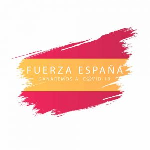 Camiseta fuerza España