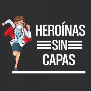 Camiseta, Heroínas sin capas
